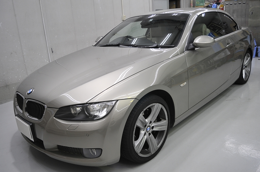 BMW  335i  カーフィルム施工事例